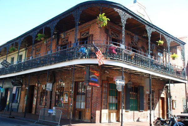 Barrio Francés de Nueva Orleans