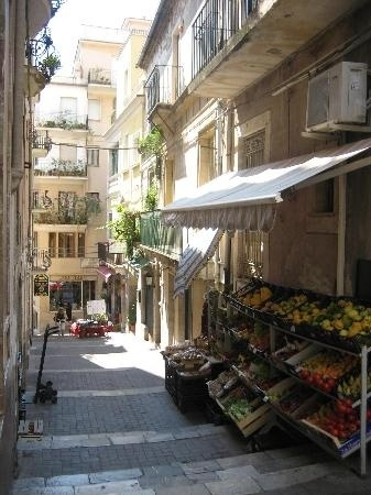 Taormina, Sicily by rachelpp