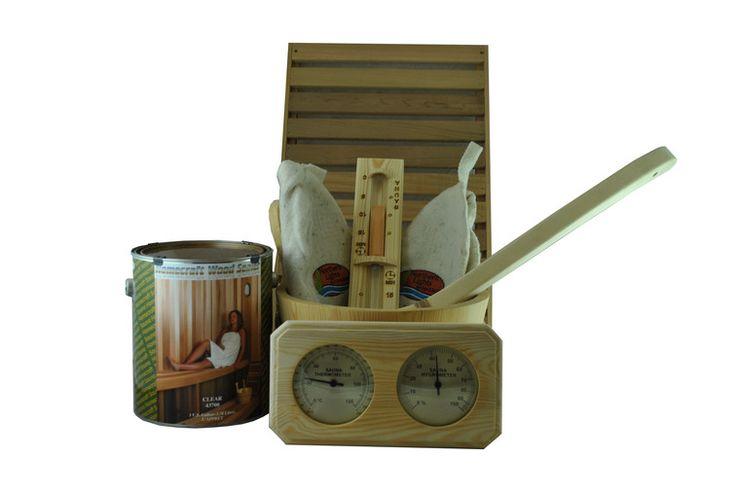 Sauna Supplies | Sauna Accessories