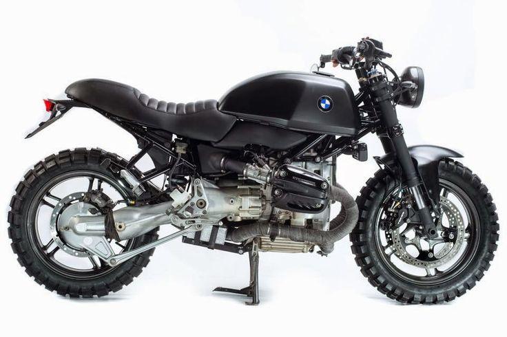 - Caiman moto  - BMW - Caiman Urban n Dirt