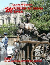 Murder mystery set in in Dublin at an Irish Mensa convention featuring a female amateur sleuth.