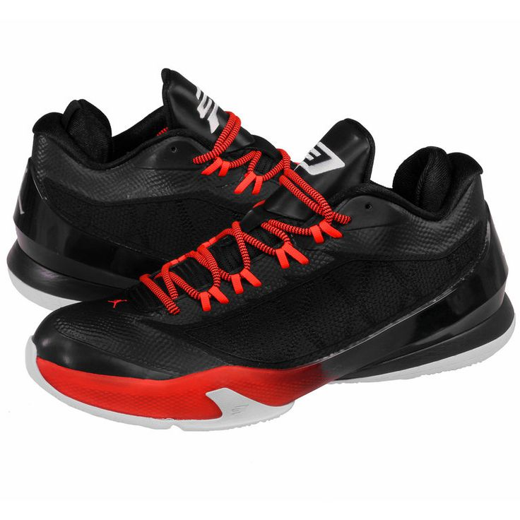 "Zapatilla Jordan CP3 VIII ""Fire"", esenciales para lograr un estilo de juego tan veloz e implacable como el de Chris Paul www.basketspirit.com/Zapatillas-Baloncesto/Zapatillas-Jordan"