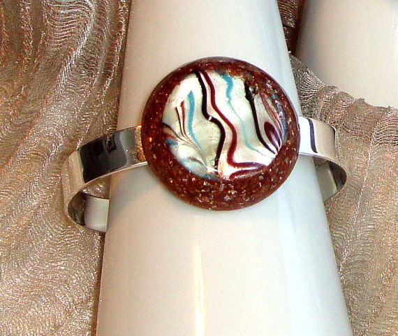 Orgone  copper orgonite bracelet with Mother by OrgoniteCreations 20€