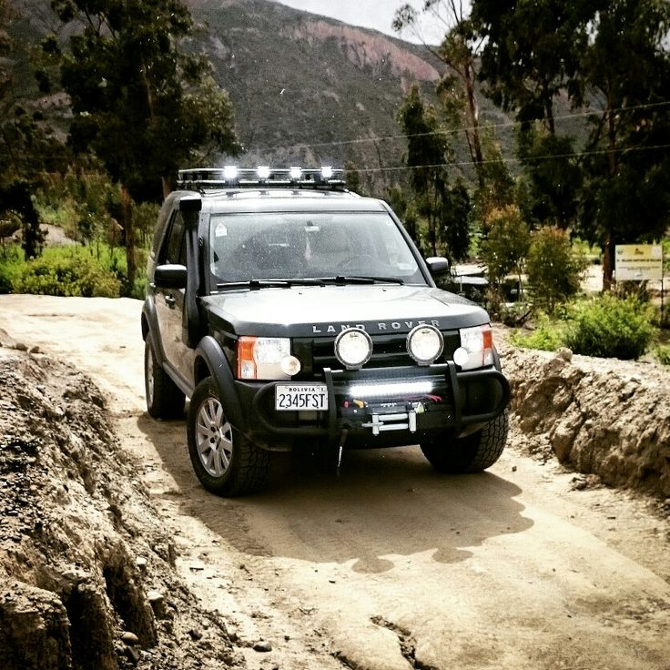 Land rover discovery lr3 off road off road car for Garage land rover amiens