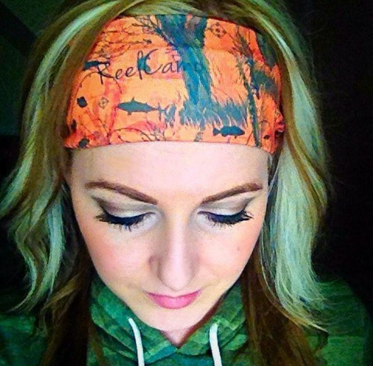 Headbands. LIMITED number available! ReelCamoGirl Headb …