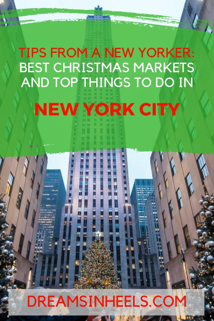 Nyc Christmas Markets 2020 Best Christmas Markets in New York City 2019/2020 by a New Yorker