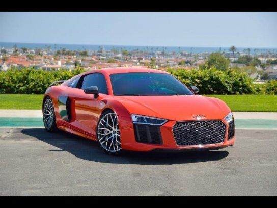 Coupe, 2017 Audi R8 V10 plus Coupe with 2 Door in Newport Beach, CA (92663)
