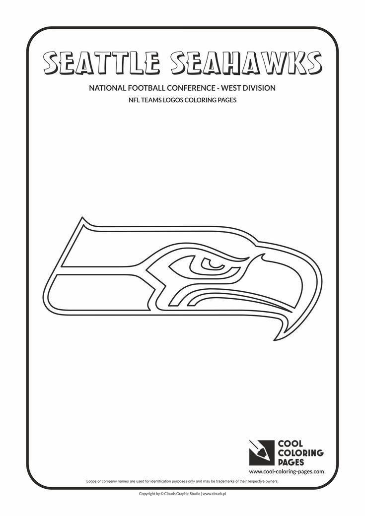 32 best nba teams logos coloring pages images on pinterest | cool ... - Football Coloring Pages Nfl Logos