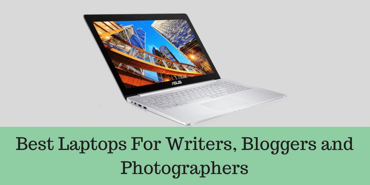 Check the best laptop for writers, here we listed down 10 best laptop with their comparisons, pros and cons and many more.