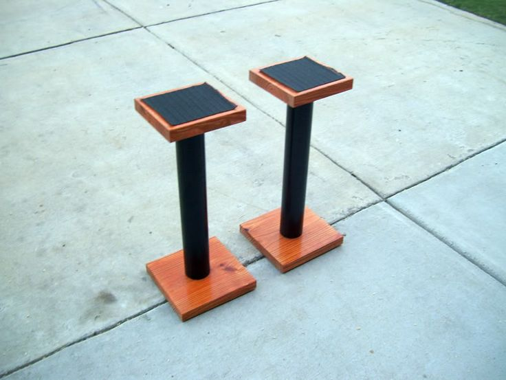 Top 25 ideas about super speaker stands on pinterest a for Build your own tree stand