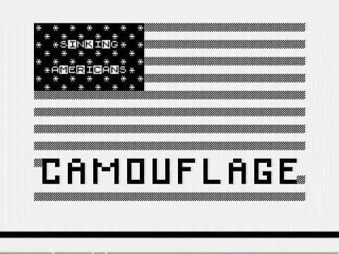 Chris Sievey - Camouflage - Sinclair ZX81 pop video! - YouTube