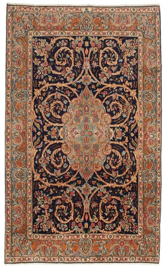Persian Kerman Rug Rugs In 2018 Pinterest And Carpet