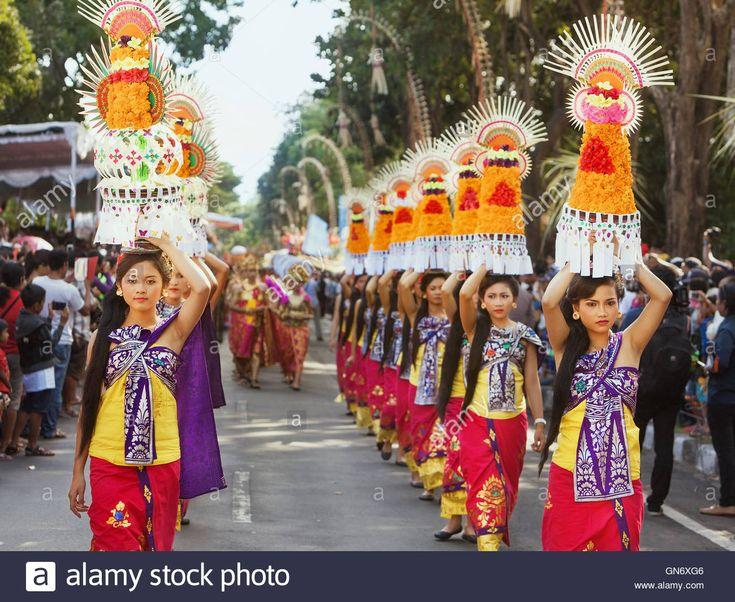 Denpasar, Bali, Indonesia - June 13, 2015: Group Of Beautiful Women Stock Photo, Royalty Free Image: 116322534 - Alamy
