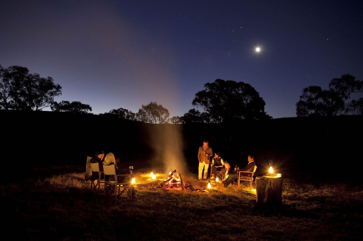 The great outdoors - Kingsford Homestead, Barossa Valley, #SouthAustralia #travel