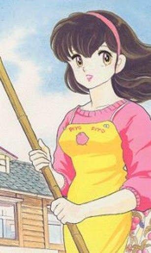 1000 images about maison ikkoku on pinterest for Anime maison ikkoku