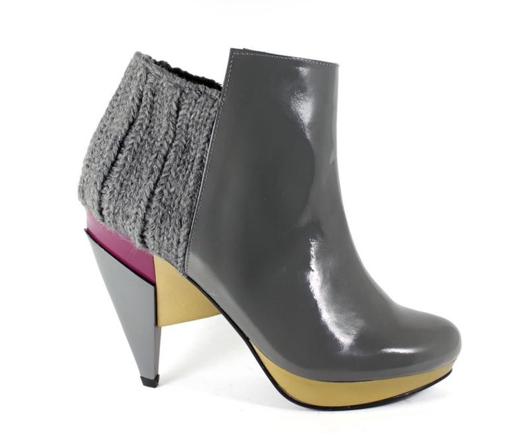 Ankle Boot - Lab
