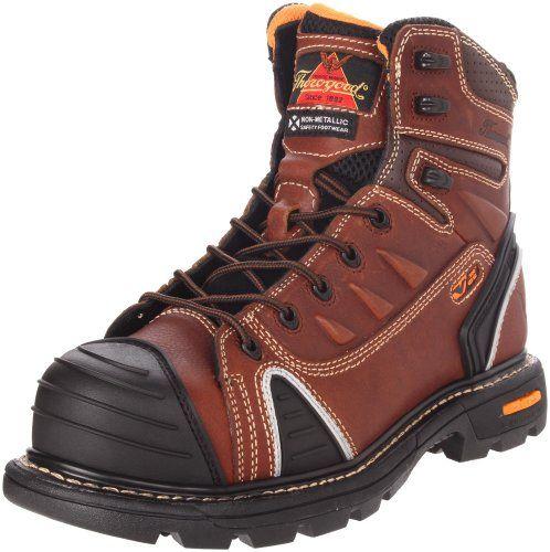 Save $24.05 on Thorogood Men\u0027s Composite Safety Toe Gen Flex 804-4445 6-Inch