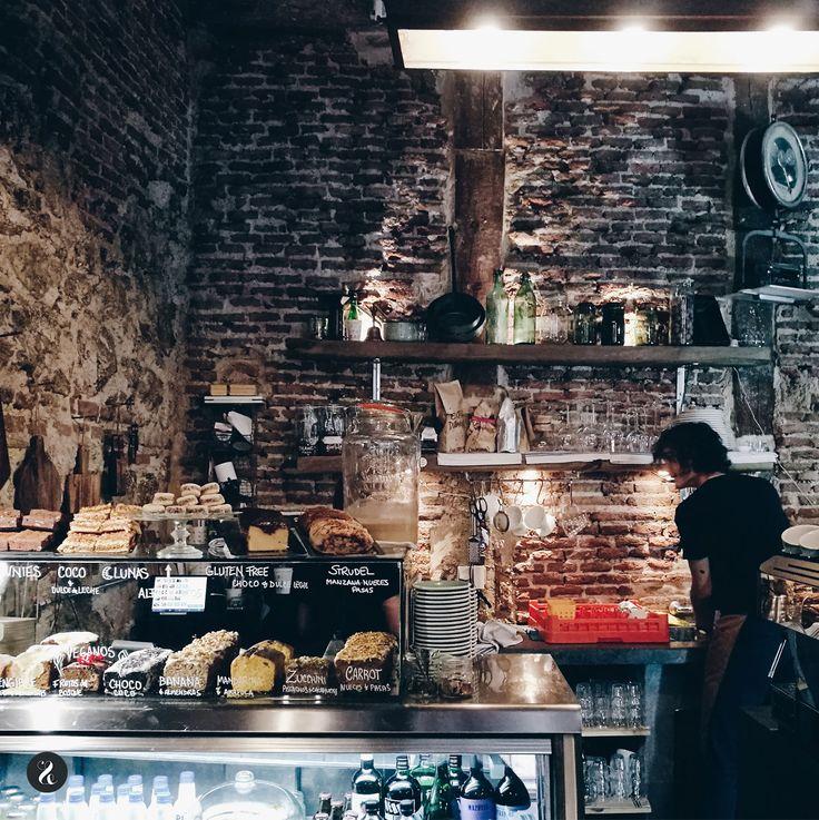 Además de su delicioso café, Pum Pum también tiene brunch eco 'homemade'