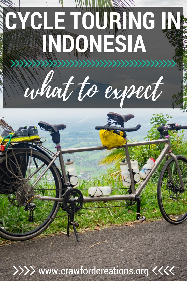 Indonesia Travel | Bike Touring | Cycling Touring | Cycling | Bike Riding | Biking Indonesia | Cycling Indonesia | Bike Travel
