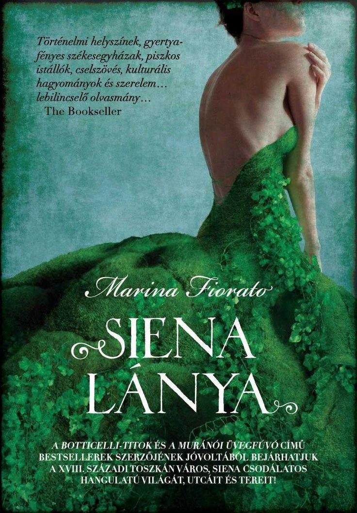 Profundus Librum: Marina Fiorato - Siena lánya