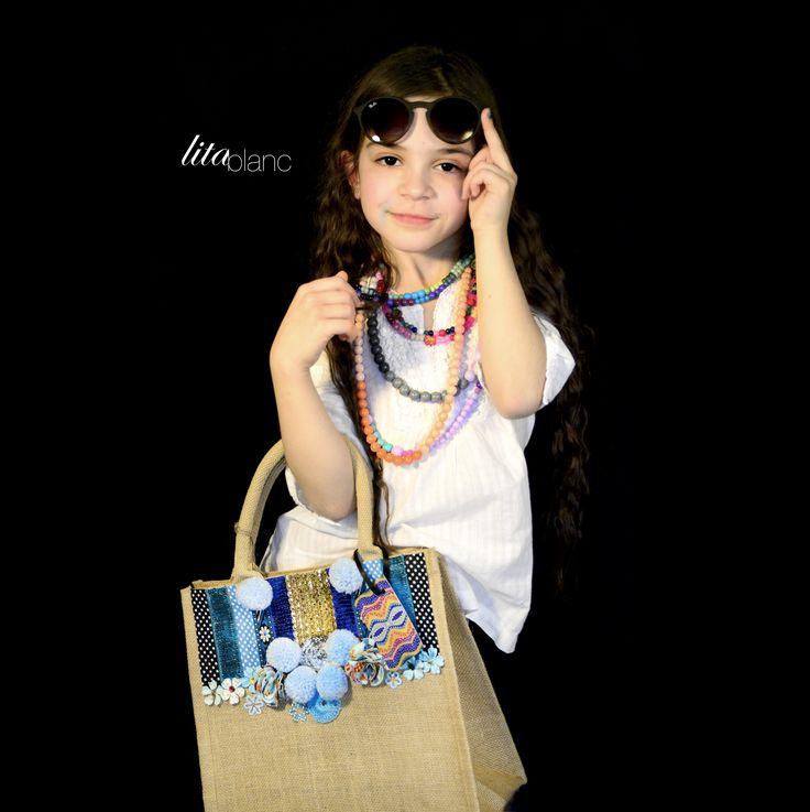 https://flic.kr/p/SeLC1h   Cabas Lita Blanc   Collection Ete + Toile de Jute https://www.alittlemarket.com/boutique/lita_blanc-34641.html