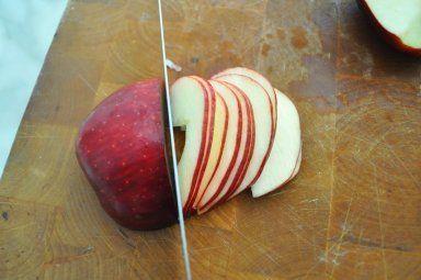 Überrasche Deine Gäste mit diesen herrlichen Apfelröschen! - DIY Bastelideen