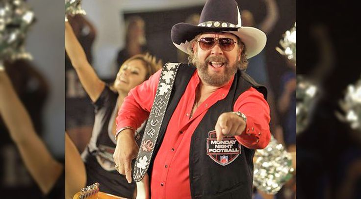 Country Music Lyrics - Quotes - Songs Hank williams jr. - Hank Williams Jr. To Make Triumphant Return To Monday Night Football - Youtube Music Videos https://countryrebel.com/blogs/videos/hank-williams-jr-to-make-triumphant-return-to-monday-night-football