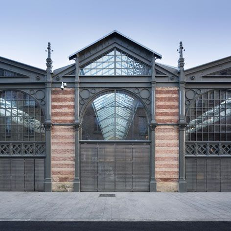 Studio Milou gives the historic Carreau du Temple in Paris a new lease of life | Architecture | Wallpaper* Magazine
