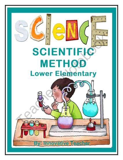 Innovative Classroom Teaching ~ Scientific method worksheet lower elementary from