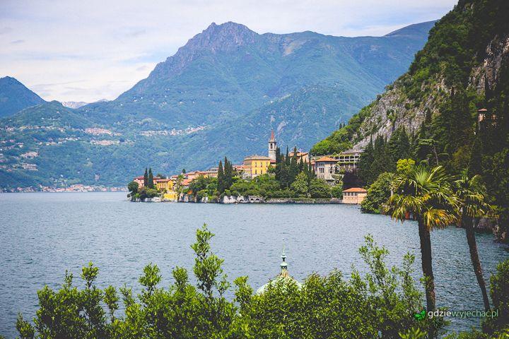 Jezioro Como, Varenna http://gdziewyjechac.pl/33507/atrakcje-jeziora-como-relacja-ze-zwiedzania-w-weekend.html