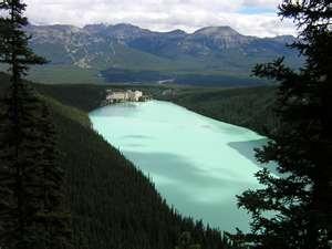 Lake Louise - Banff (Chateau Lake Louise Fairmont Hotel)