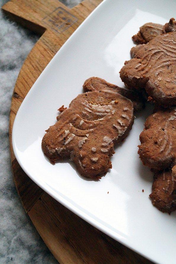 glutenvrije speculaasjes zonder geraffineerde suiker