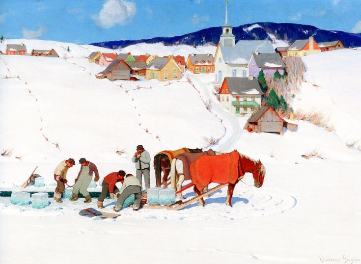 The Ice Harvest (Clarence Gagnon - )
