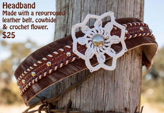312 best COWGIRL ACCESSORIES images on Pinterest Quailman Belt Headband