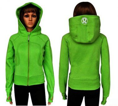 Lululemon Yoga Scuba Hoodie Green : Lululemon Outlet Online, Lululemon outlet store online,100% quality guarantee,yoga cloting on sale,Lululemon Outlet sale with 70% discount!$59.69