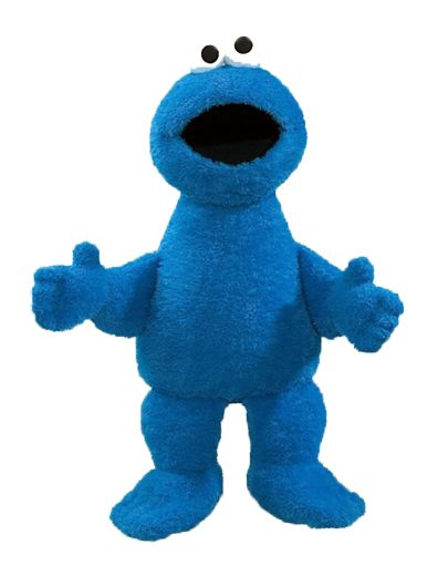 "COOKIE MONSTER 37""  http://goo.gl/nHEUEW Sendateddy.net  #cookiemonster #jumbo #teddybears"
