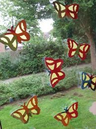 jufjanneke.nl - Rupsen en vlinders