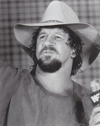 terry funk cagematch
