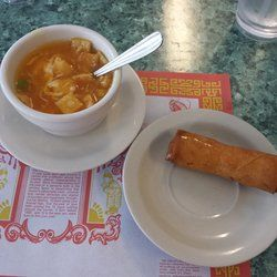 Fortune Garden - Grimes, IA Incredibly busy place, but almost never a wait. Hot and Sour soup is incredible and so are the crab rangoon. There's really nothing here we don't like.
