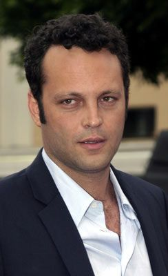 Vince Vaughn...Theres just something about him...real and kind of messy!