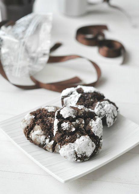 Citromos-gyömbéres csokipöffeteg | Csak a Puffin