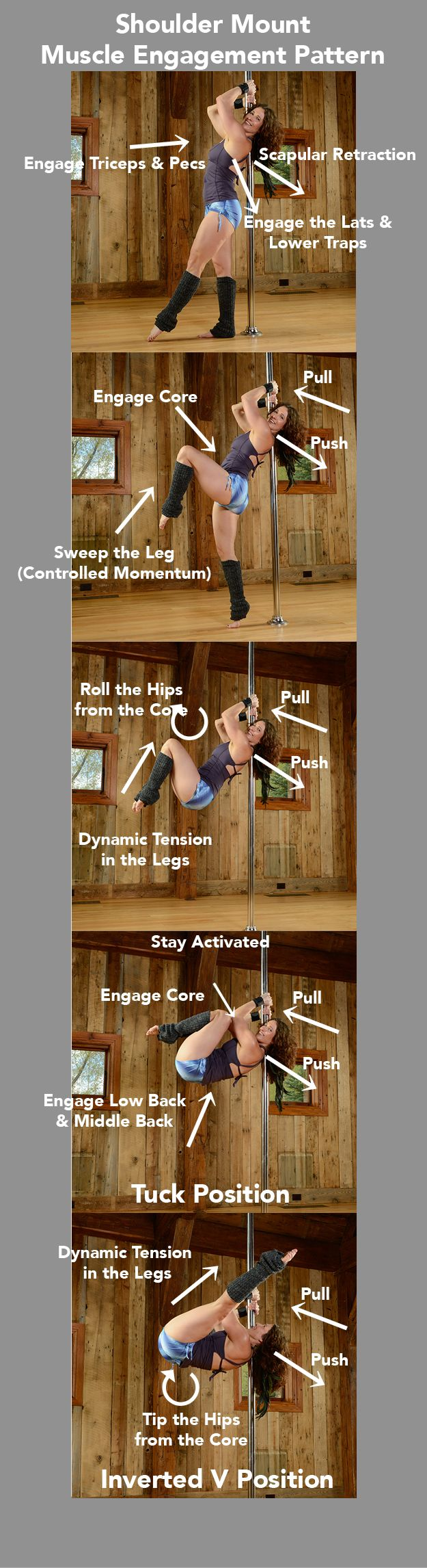Read the article on How to Get Your Shoulder Mount at http://www.totallystokedfitness.com/#!How-to-Get-the-Shoulder-Mount-Part-2/clfr/5515ca430cf215f35a208ed1