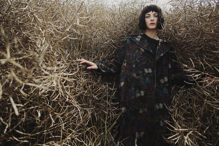 Grey Magazine Fall 2014 Vittoria Ceretti Fanny Latour-Lambert (7)