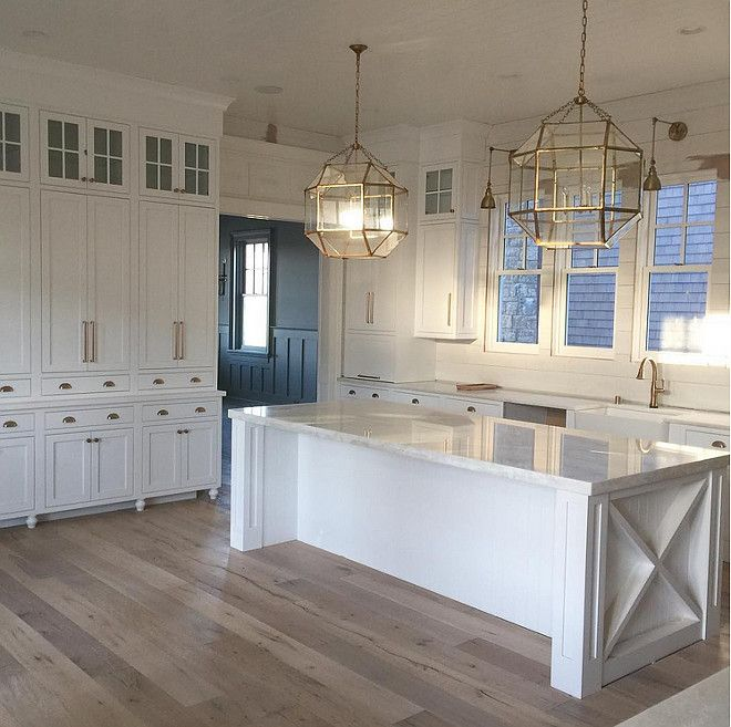 White Kitchen Light Floors best 25+ kitchen hardwood floors ideas that you will like on