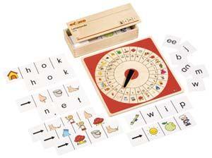 Letterrondo: een spel voor de beginnende geletterdheid