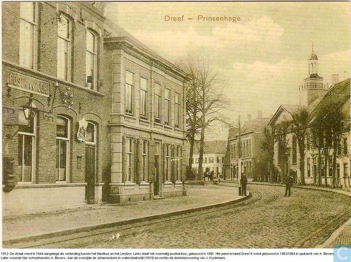 Dreef Princenhage 1912
