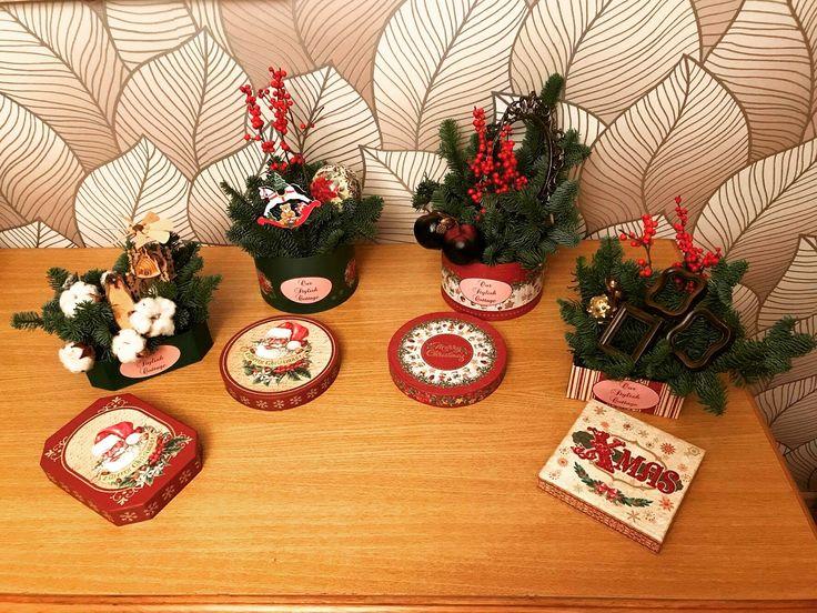 Christmas gifts sorted