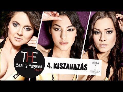 A negyedik  kiszavazás - The Beauty Pageant Reality - Miss International...