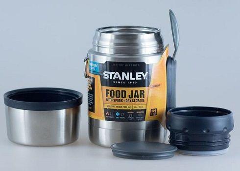 Legendární termosky značky Stanley