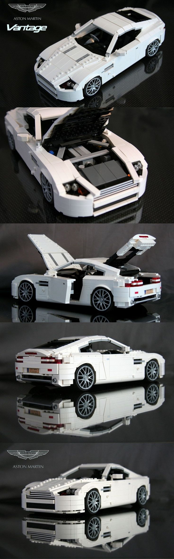 LEGO Aston Martin V8 Vantage (2005)
